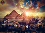 Egypt Bully Kings - Photomanipulation by AsiiMDesGraphiC