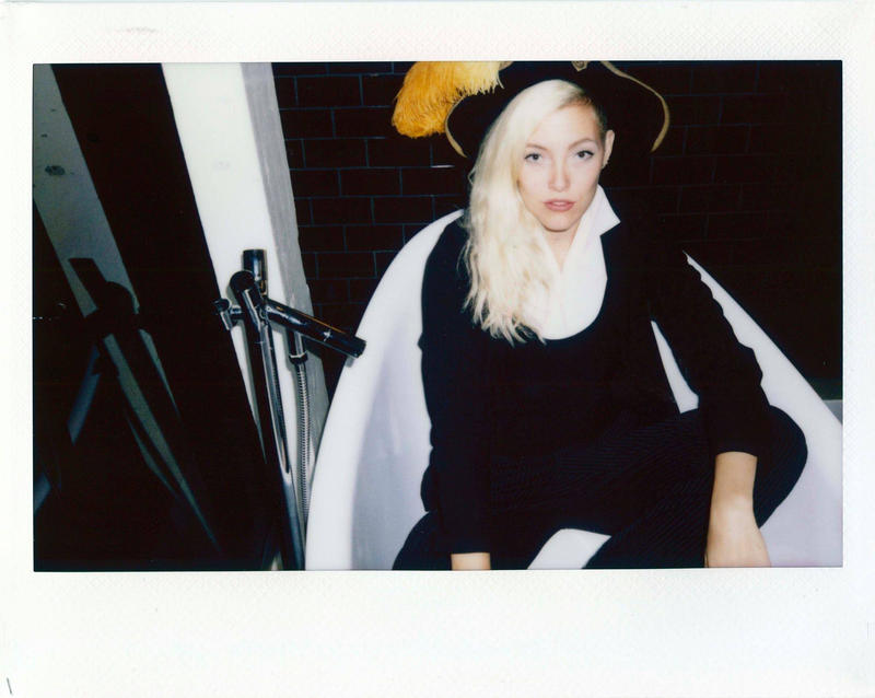 Polaroid Pirate by Miuaw