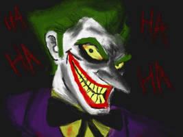 Art Academy - Joker by pocket-arsenal