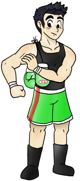 002 - Little Mac by pocket-arsenal