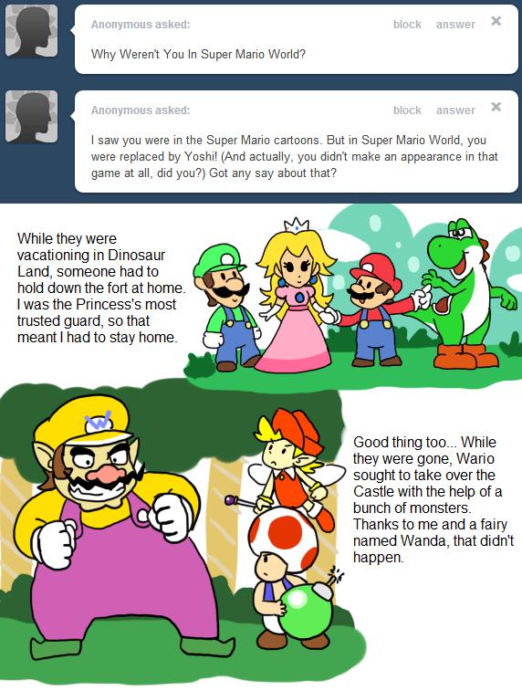 Ask Toad Super Mario World By Pocket Arsenal On Deviantart