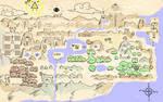Map O' Hyrule