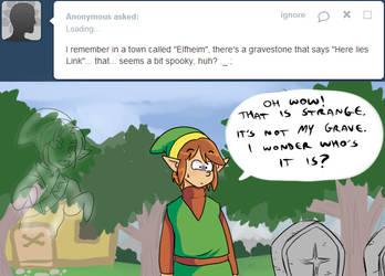 Ask Link - Elfheim by pocket-arsenal