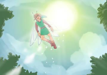 Fairy Spell by pocket-arsenal