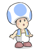 Tiny Toad Doodle by pocket-arsenal