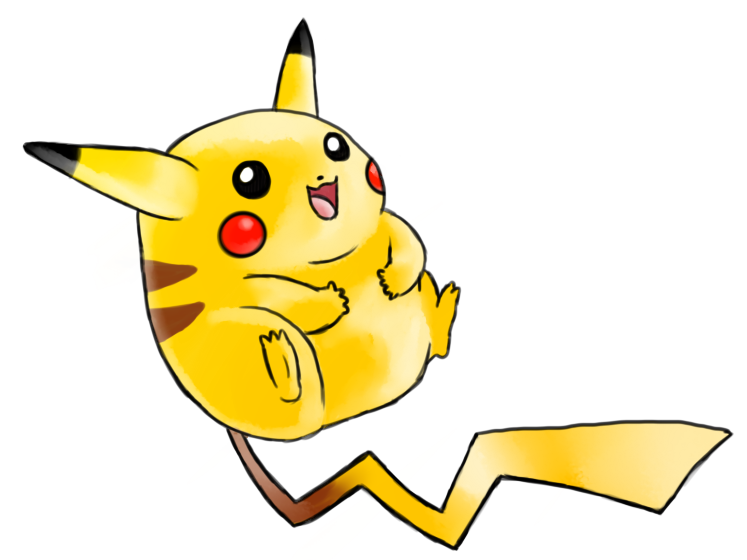 Pikachu by pocket-arsenal