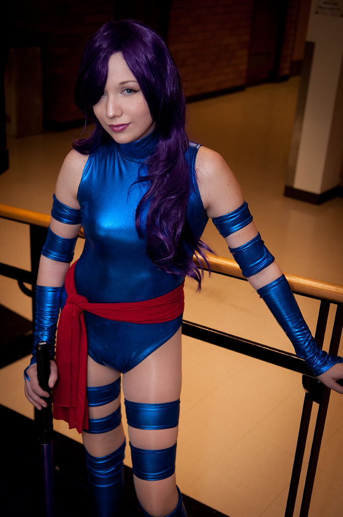 Chicas lindas de Marvel Comics [Cosplay]