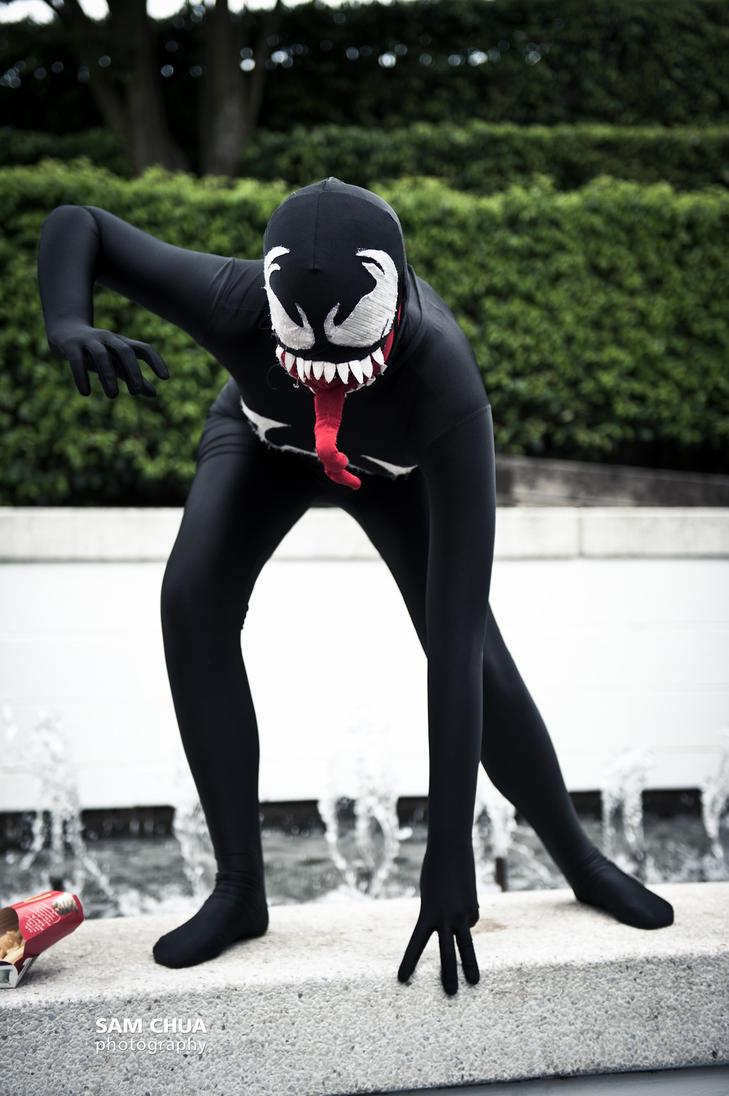 Venom by cbombshell