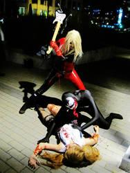Venom and Harley, Bridging the Gap
