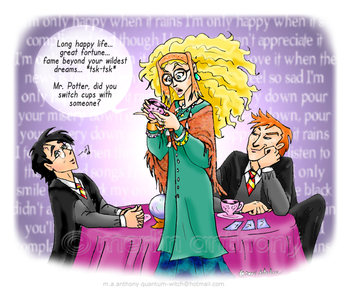 HP:Never Happy by quantum-witch