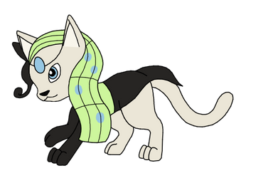 Meloetta Kitty 2.0! - Up for OTA by VampVixen