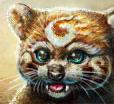 Red panda icon by Kimyri