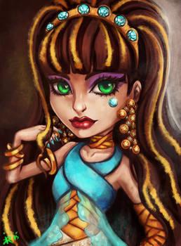 Cleo de Nile Monster High