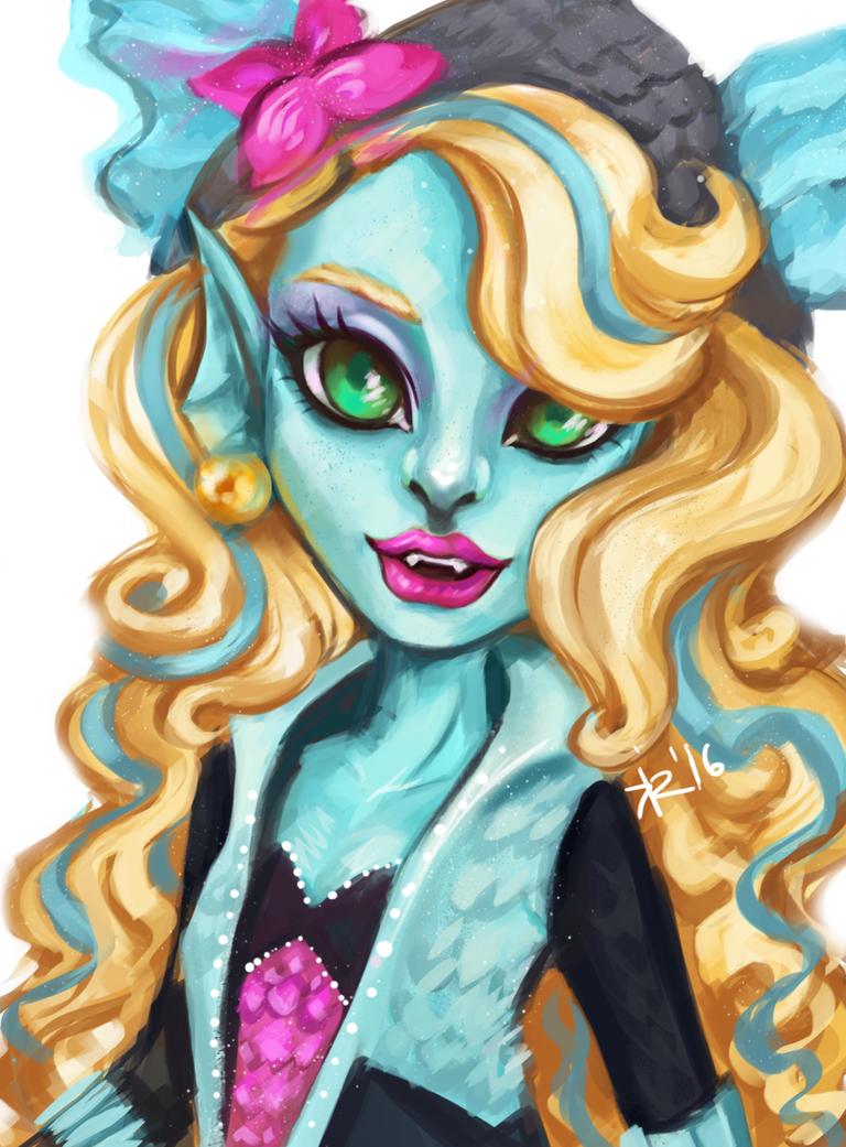 Lagoona Blue Monster High by Kimyri