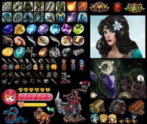 My icons, avatars and individual images part two