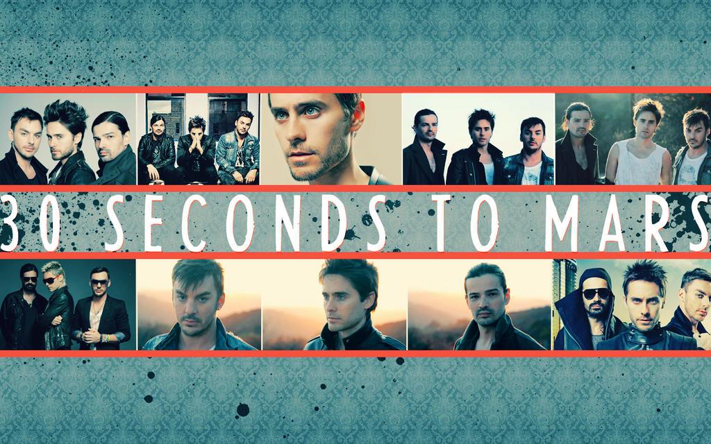 30 seconds to mars wallpaper. 30 Seconds to Mars wallpaper