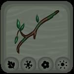Mossy Twig
