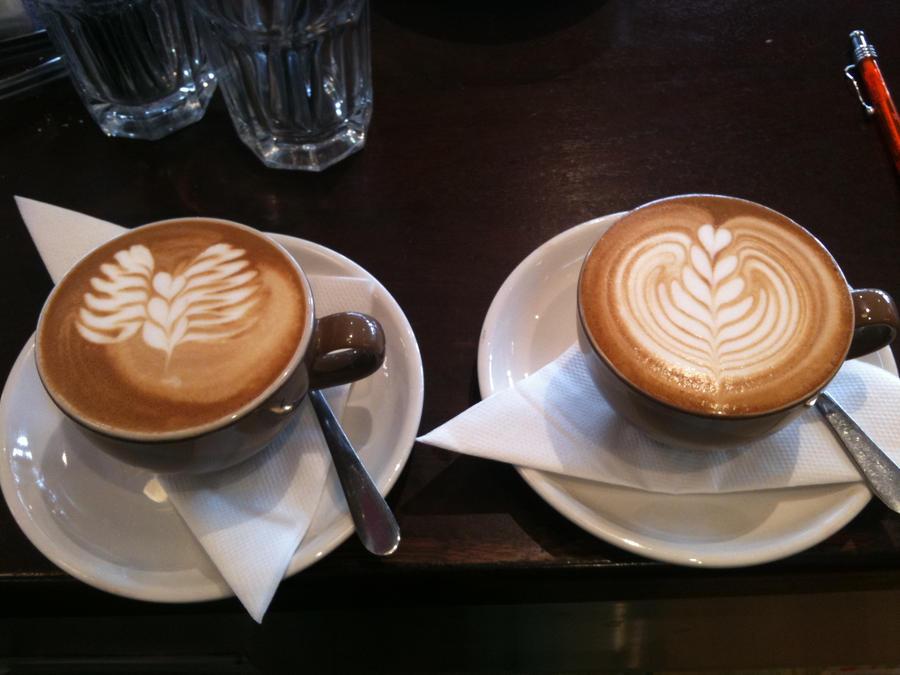 More coffees... by geniusatplay