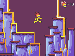 The Lava Level by geniusatplay