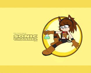 Officially Zero the hedgehog by Sun-Petals
