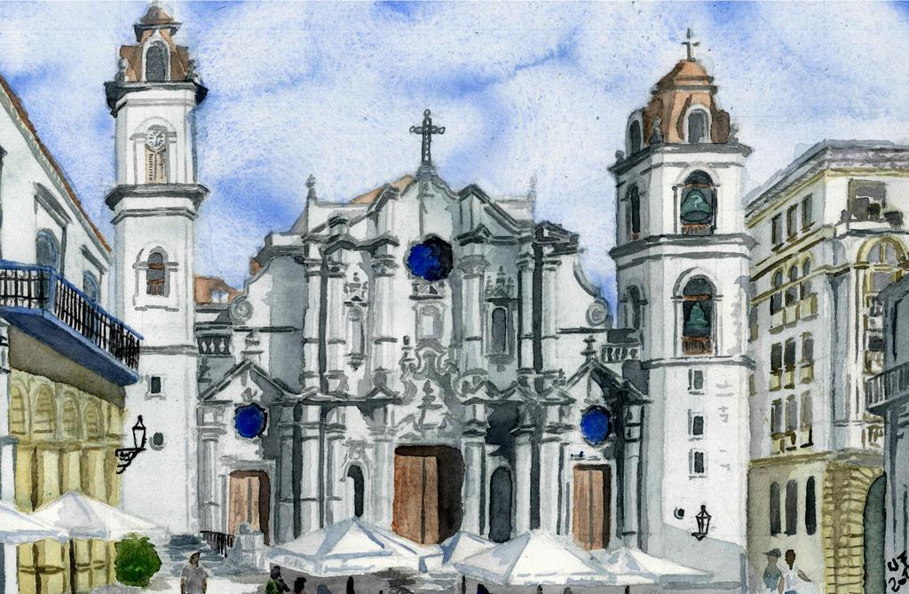 San Cristobal de la Habana by Dulliros