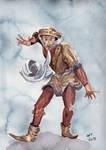 Moresca Dancers - 6 The Women's Hat
