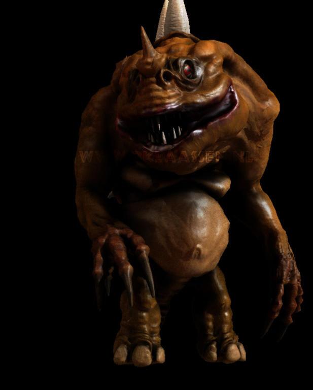 Lizard mutant : Henk