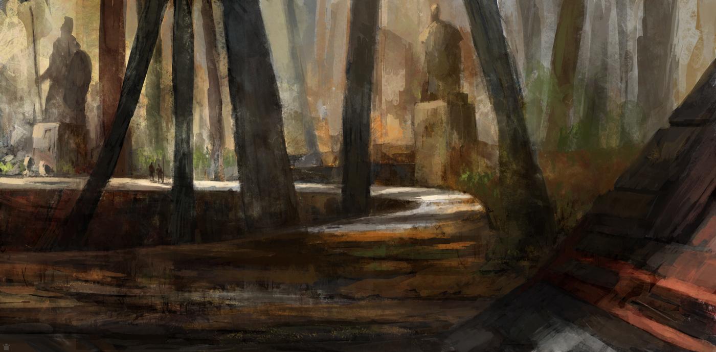 into the wild by sangvine