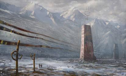 winter has come by sangvine