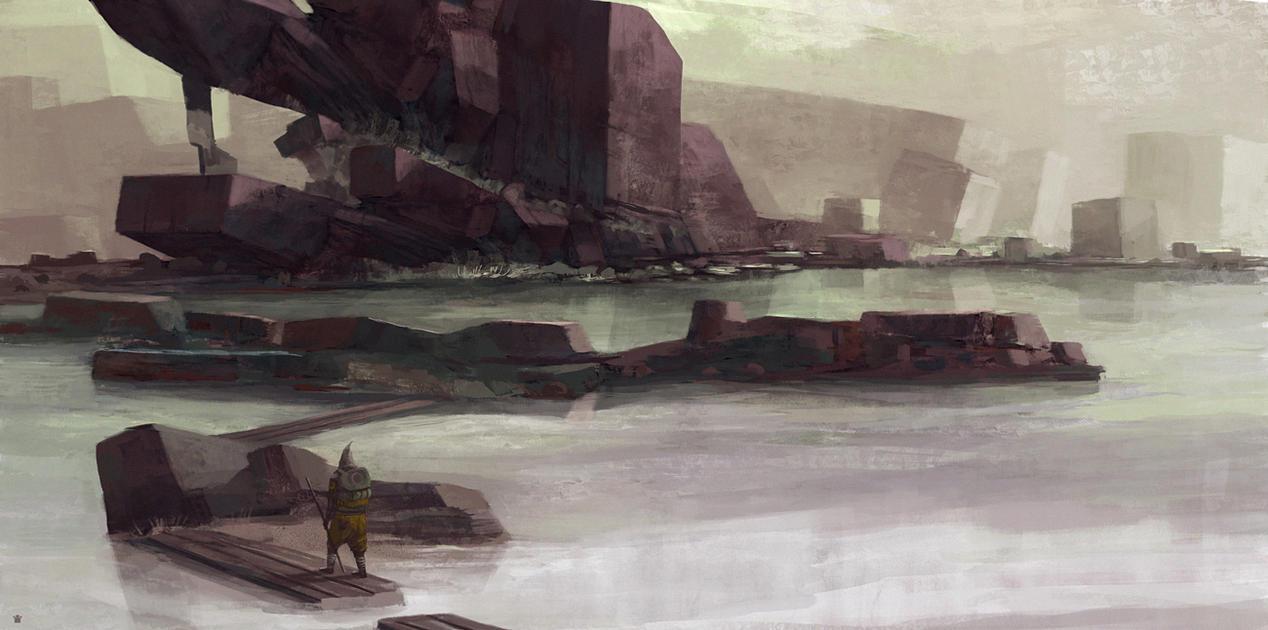Vespar-Monolith by sangvine