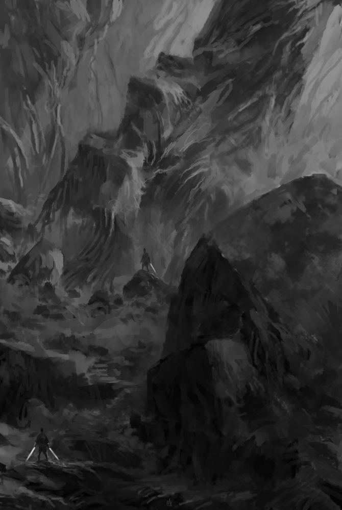 sabers by sangvine