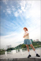 only my railgun - 01