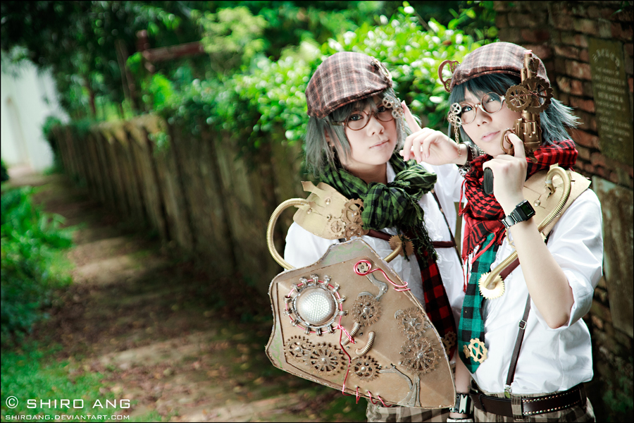 Steampunk con aire a cuentos Alice_in_steampunkland___10_by_shiroang-d3bo7zh