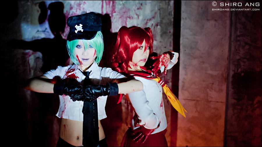 Zombie-ya Reiko - 09 by shiroang