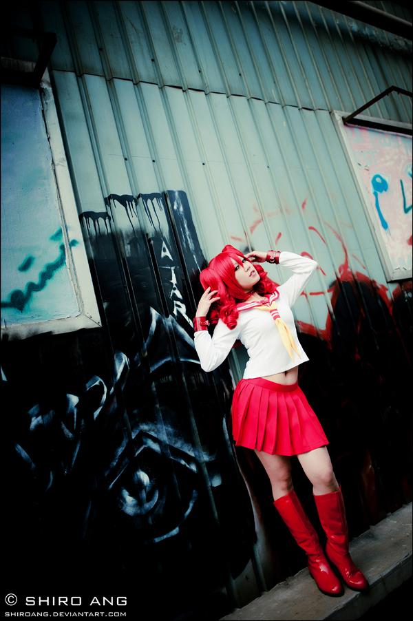 Schoolgirl Reiko - 03 by shiroang