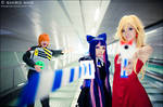 Panty N Stocking with Brief 01