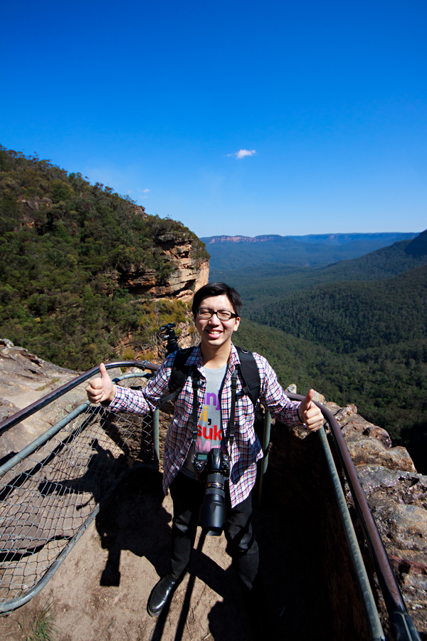 Wentworth Falls Shiro by shiroang