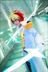 Star Driver - Ginga Bishounen - 01