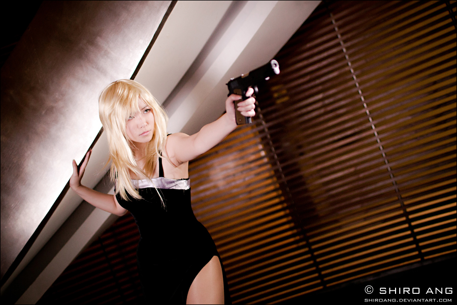 PARASITE EVE - 01 by shiroang