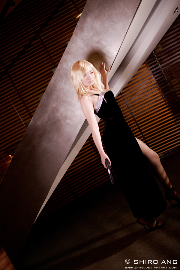 PARASITE EVE - 02 by shiroang
