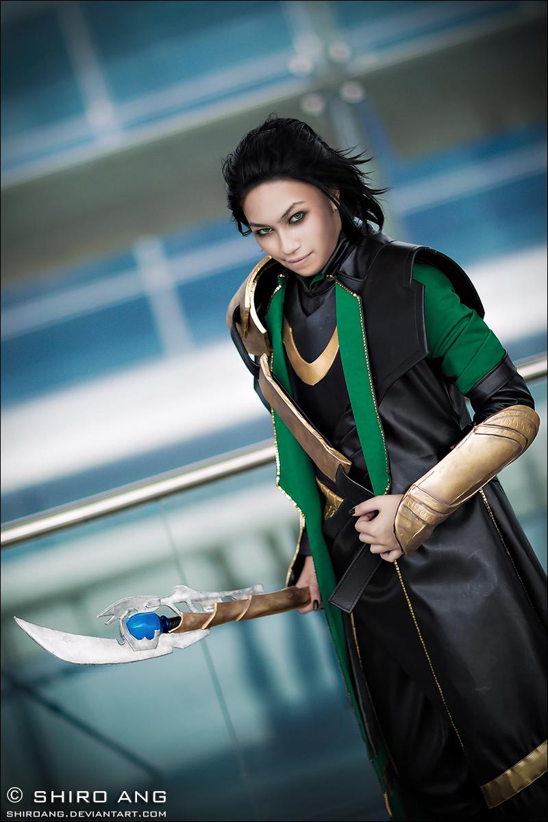 Loki - 01 by shiroang