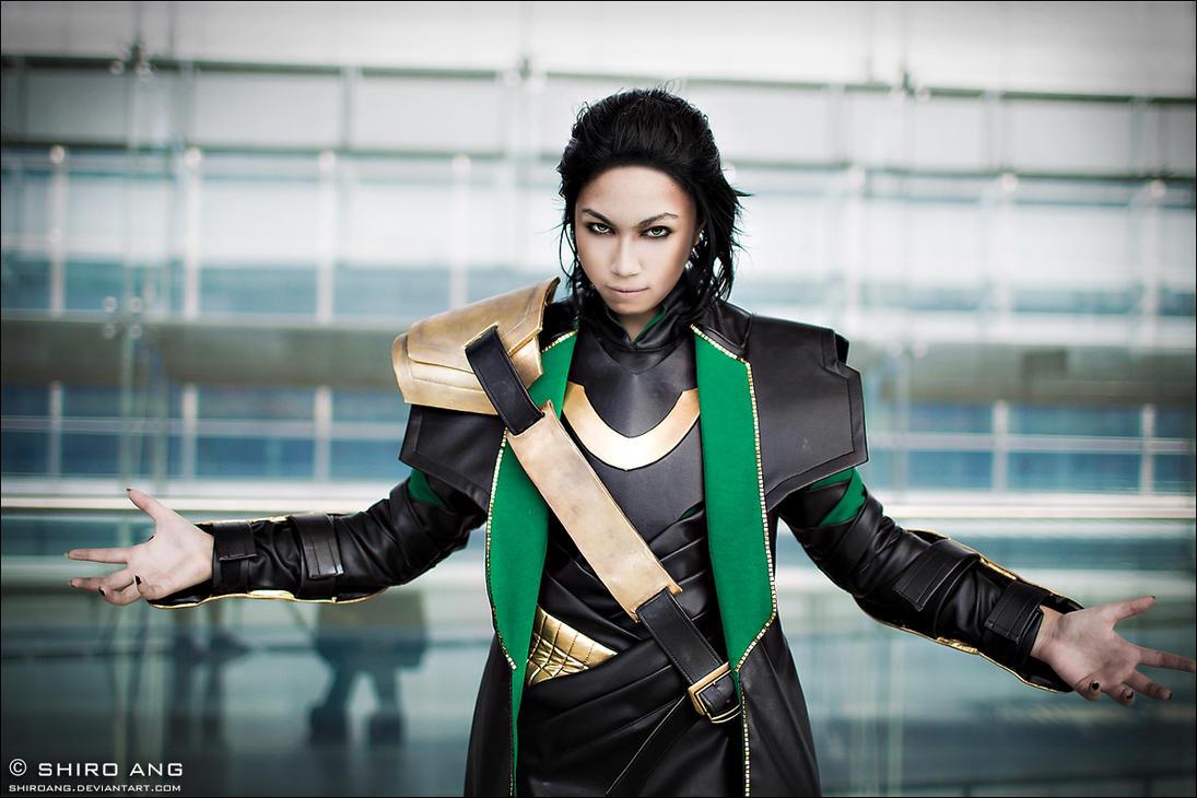 Loki - 02 by shiroang