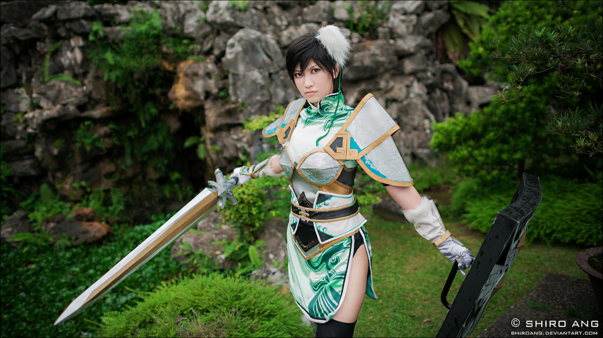 Dynasty Warriors 7 - 03 by shiroang