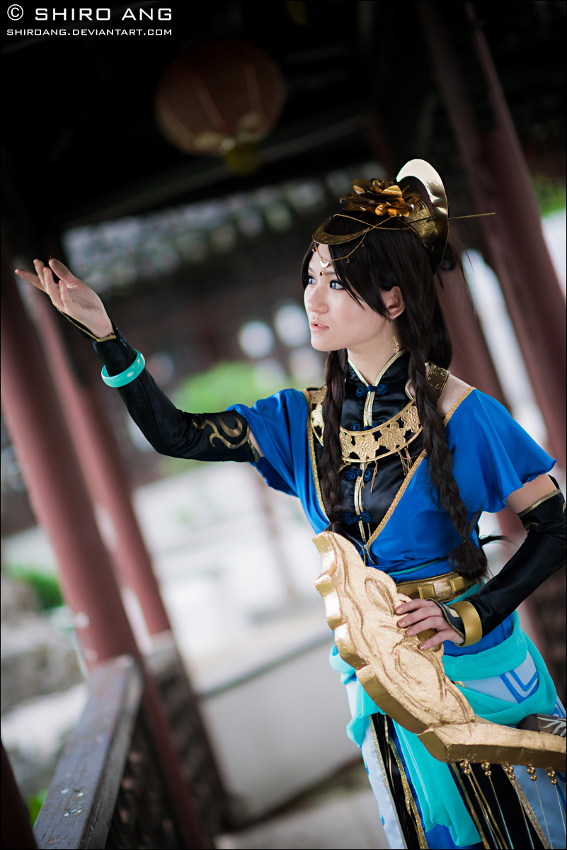 Dynasty Warriors 7 - 06 by shiroang