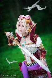 AFA 2012 - Final Fantasy VI - 02 by shiroang