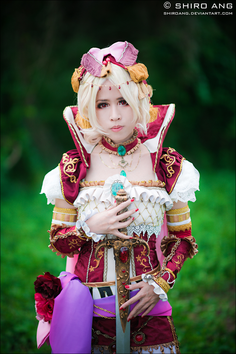 AFA 2012 - Final Fantasy VI - 03 by shiroang