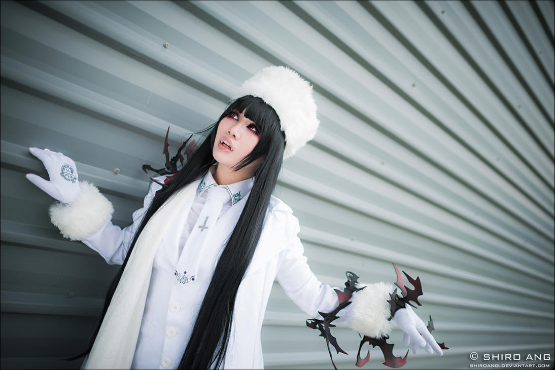 AFA 2012 - Hellsing - 03 by shiroang