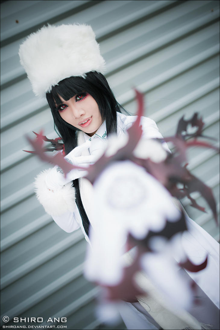 AFA 2012 - Hellsing - 04 by shiroang