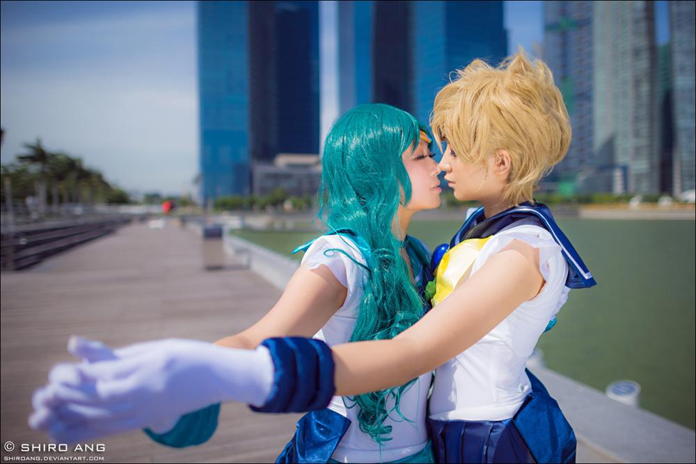 Sailor Moon Super S - 03 by shiroang