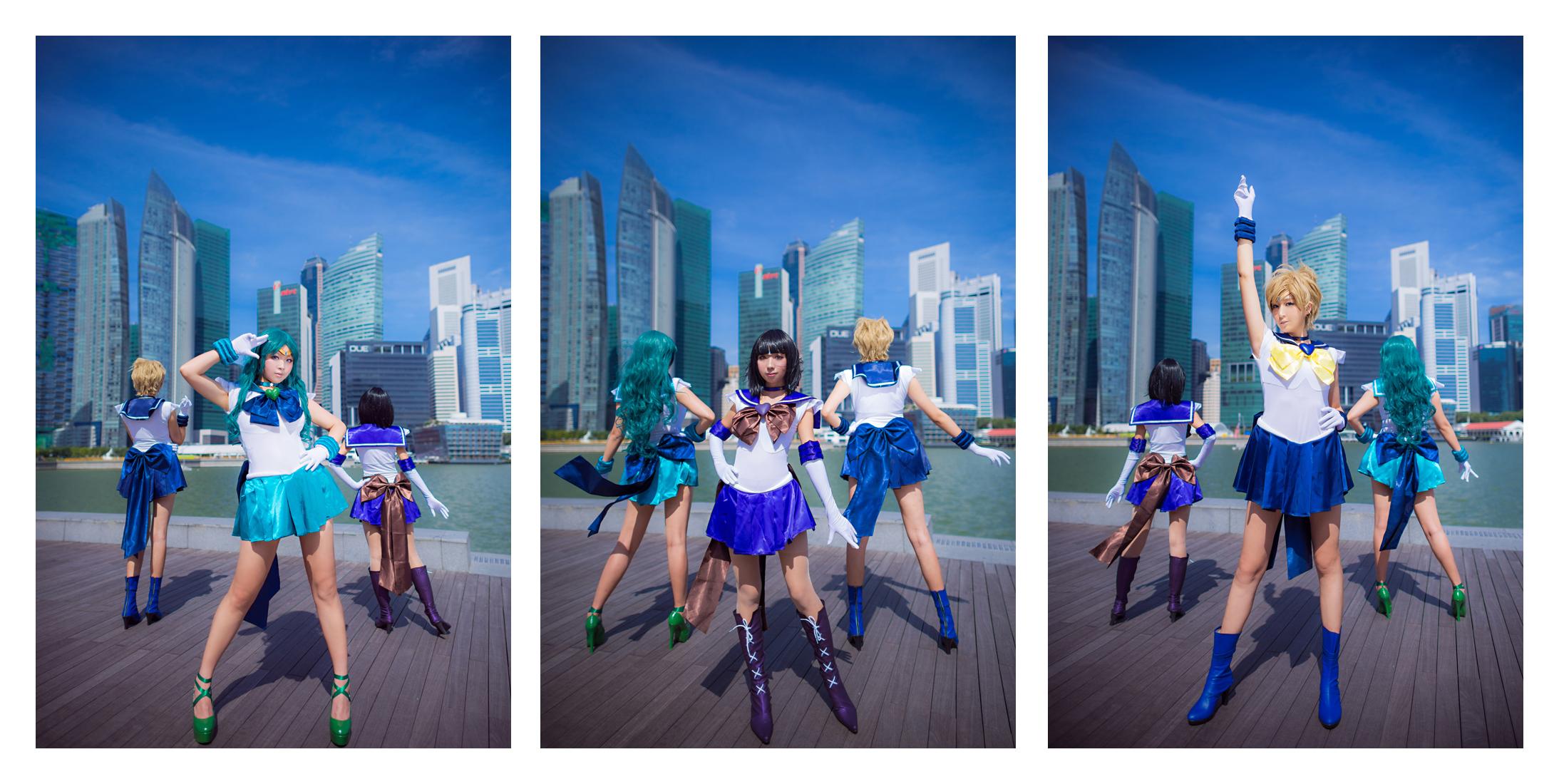 Sailor Moon Super S - 04 by shiroang